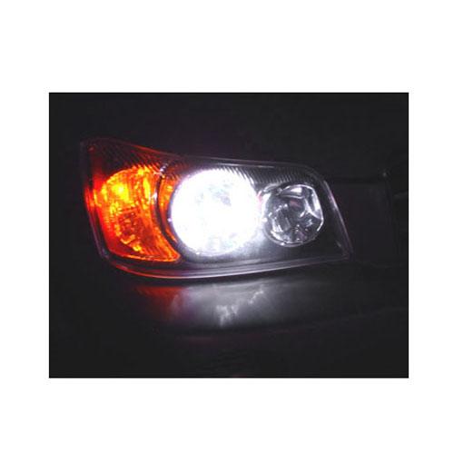 GP Thunder SGP75-9012 Super White 7500K 55W HIR2 Xenon Quartz Light Bulb, Pack of 2