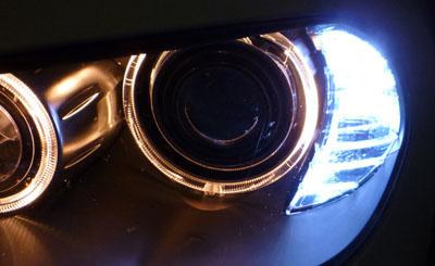 Led Ring Marker Light For Bmw E92 E93 E70 E82 E87 08