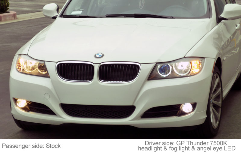 led ring marker light for bmw e90 e91 angel eyes. Black Bedroom Furniture Sets. Home Design Ideas